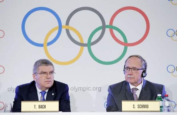 Томас Бах: Простите нас, чистые российские спортсмены!