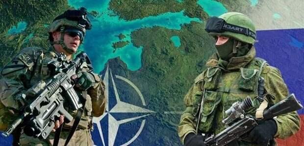 НАТО: не нужно играть с Россией