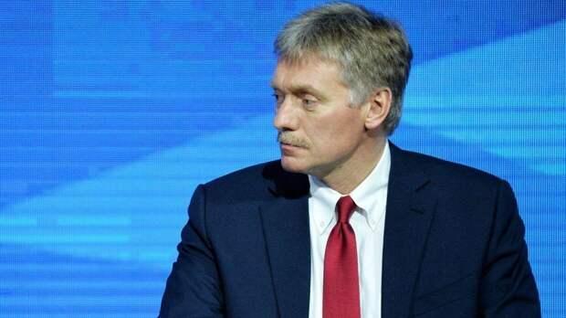 Песков адресовал в МИД Белоруссии слова Макея о провокациях