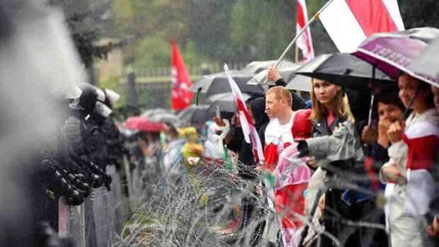 В МИД Белоруссии считают, что ужесточение санкций Запада призвано спровоцировать протесты