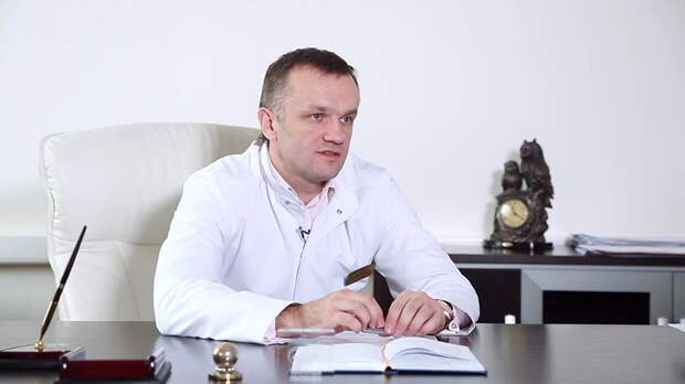 Главврач Филатовской больницы отметил важные изменения в течении коронавирусной инфекции