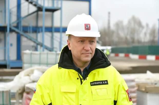 Бочкарев: Первые 100 домов расселили в Москве по программе реновации