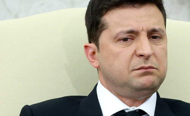 Зеленский обсудил с Байденом Крым