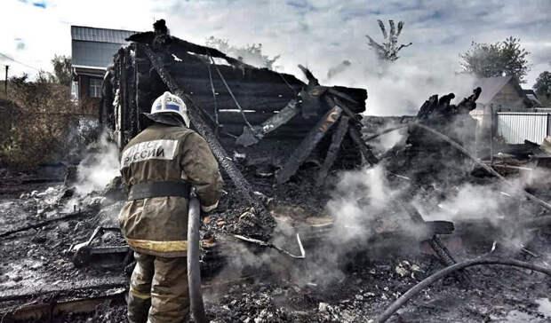 В Уфе скончался 15-летний подросток, который пытался спасти сестру из пожара в саду