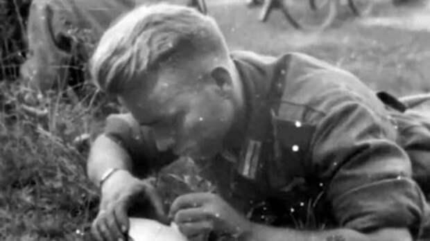 В Германии опубликовали письма солдата