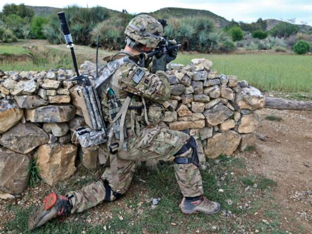 Пентагон: Вывод войск из Афганистана завершен более чем на 50%