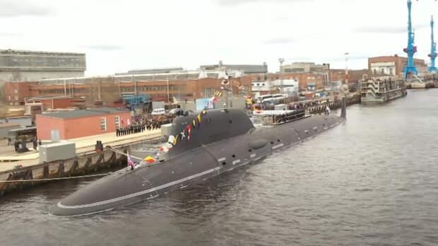 """Возможности российского """"подводного охотника"""" всерьез обеспокоили американцев"""