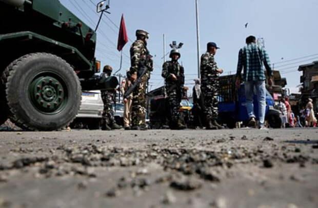 Вывод войск США из Афганистана активизировал террористов в Кашмире