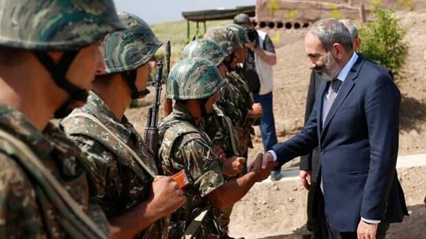 Armenian Military Portal: итоги боев в Нагорном Карабахе неутешительны для Армении