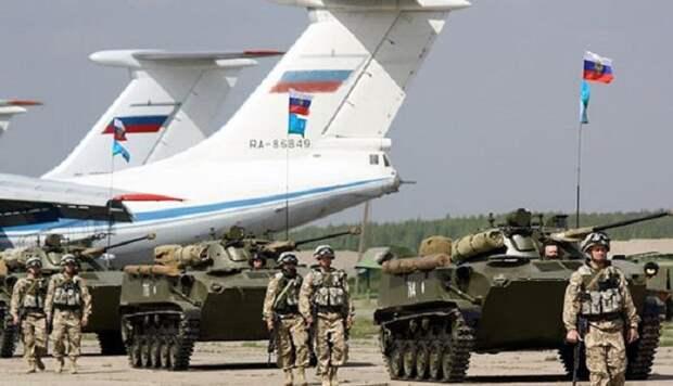 Российская база в Сирии