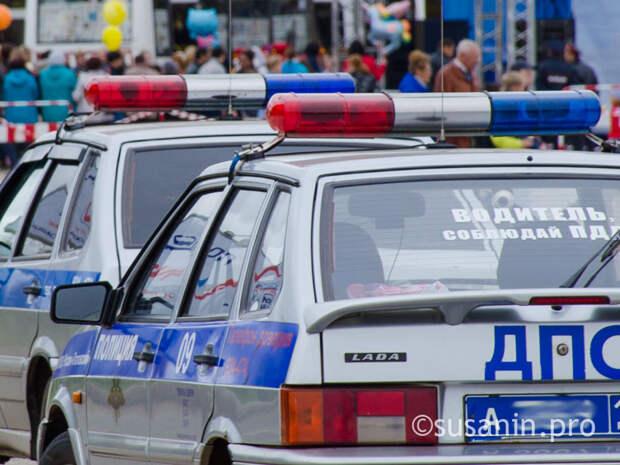 Следить за порядком 12 июня в Ижевске будут более 300 полицейских