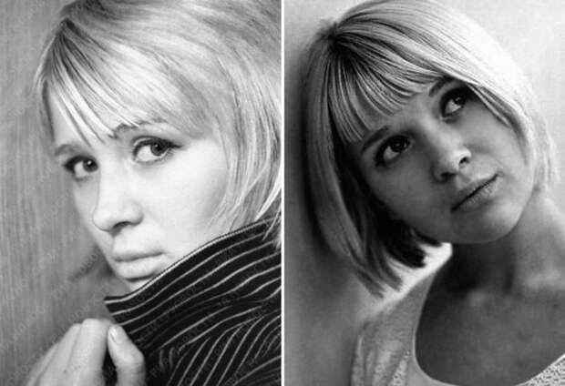 Актриса, которой восхищался Феллини | Фото: liveinternet.ru и kino-teatr.ru