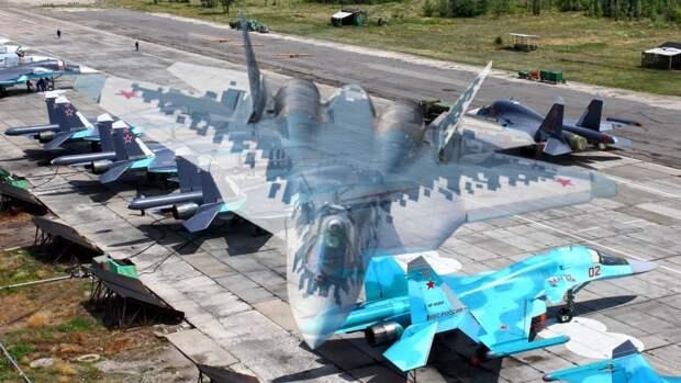 В России готовится создание истребителя шестого поколения