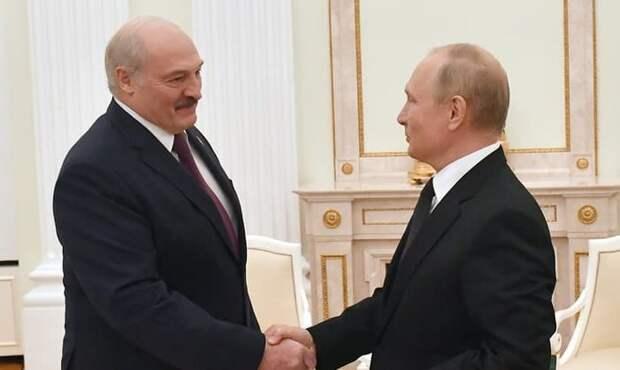 Лукашенко и Путин высказались о единой валюте в РФ и Беларуси