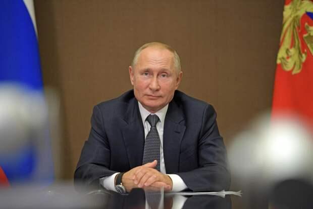 Президенту России Владимиру Путину исполняется 68 лет