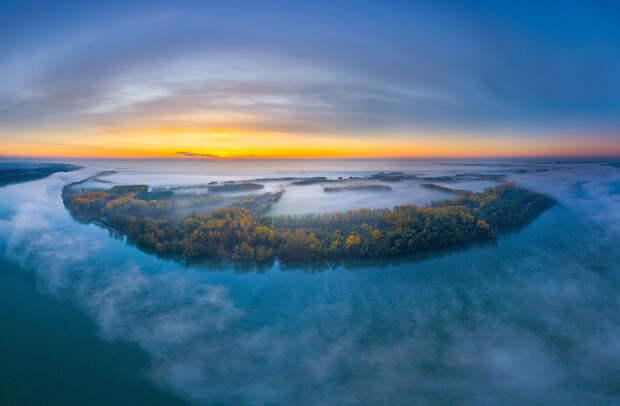Венгрия: река Дунай, Пакш