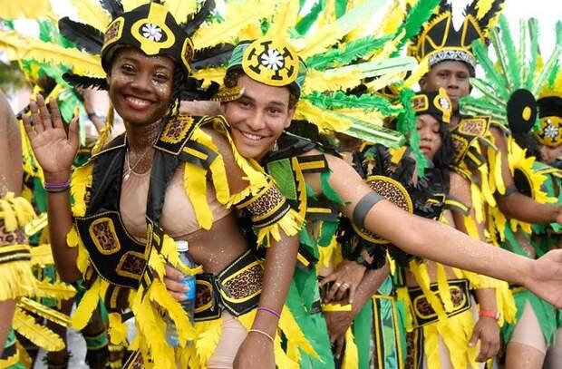Гайана по-русски