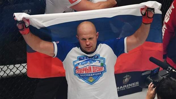 Глава Bellator: «Федор Емельяненко, скорее всего, завершит карьеру через два боя»