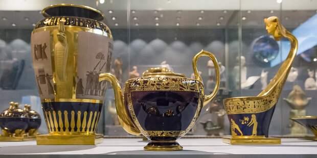 Онлайн экспозиции разработали музеи Москвы