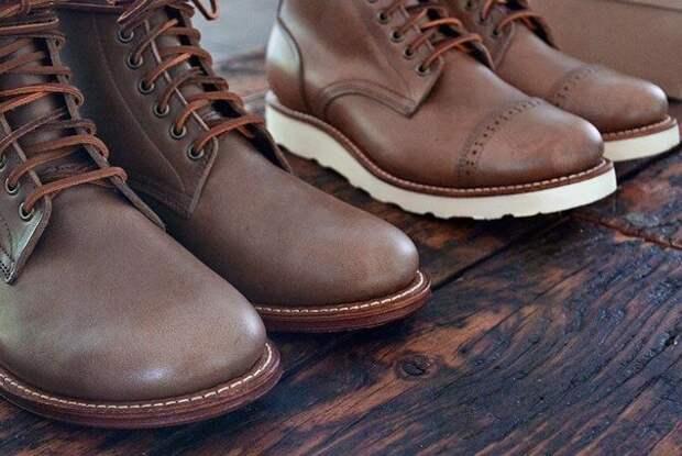 Как выбрать мужскую обувь так, чтобы ничего не терло и обувь служила долго.