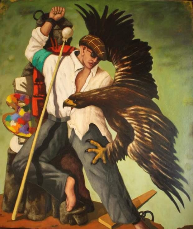 Немецкий художник. Thomas Schindler