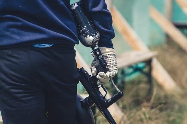 В Ижевске задержали молодого человека с ружьем