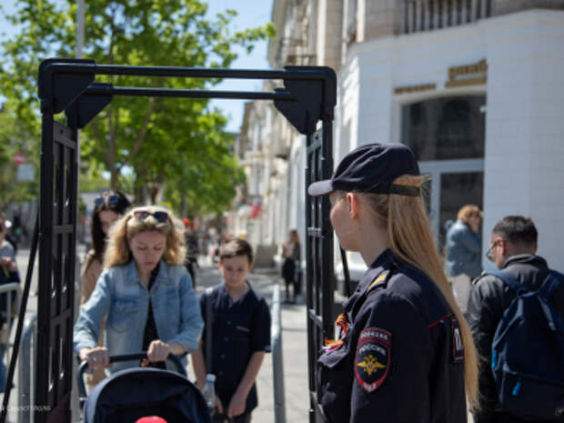 Праздничная декада в Севастополе. Статистика полиции