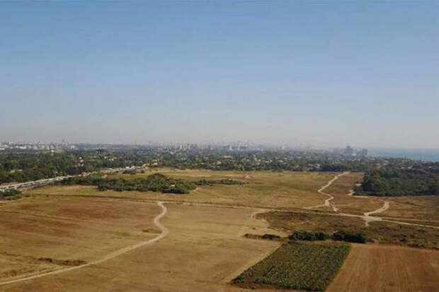 Место битвы - равнина Шарон в Израиле.