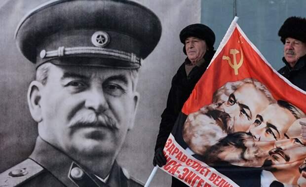 Мир, который создал Сталина, – и мир, который создал он сам