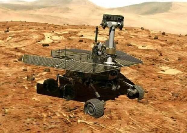 В NASA официально заявили о гибели легендарного марсохода Opportunity