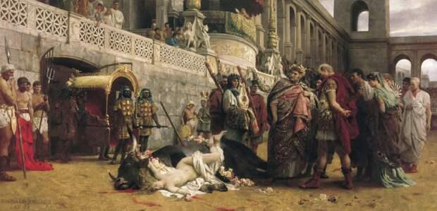 Воинственные народы Римской империи: треверы. Древнеримские истории. Нерон, Сенека и Тразея Пет (18+) (2 статьи)