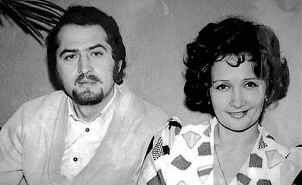 Зинаида Кириенко и Валерий Тарасевский: Тихий дом счастливой семьи