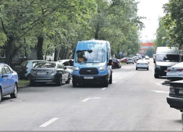 Автобусный маршрут №379  сделают более удобным для жителей Малой Ботанической