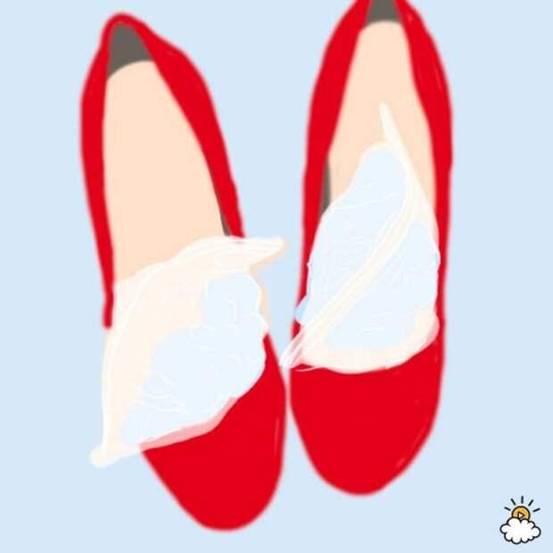 14 отличных советов, которые помогут вернуть обуви великолепный вид