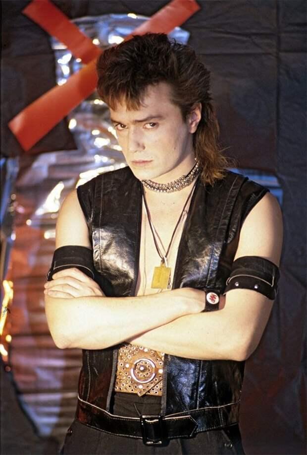 Константин Кинчев 1987