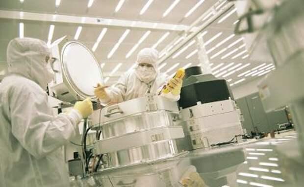 Applied Materials - полупроводники снова в моде