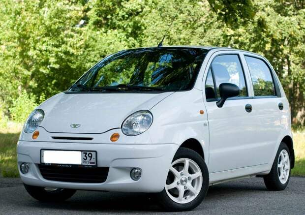Топ 8 бюдженых авто до 150 тысяч рублей