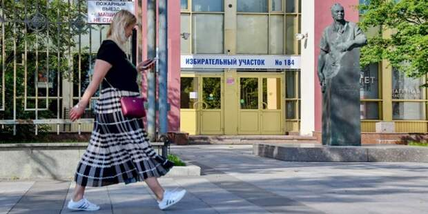 Наблюдатели заявляют о легитимности голосования в МосквеФото: mos.ru