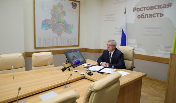 ВРостовской области назвали подробности обращения губернатора Голубева кИлону Маску