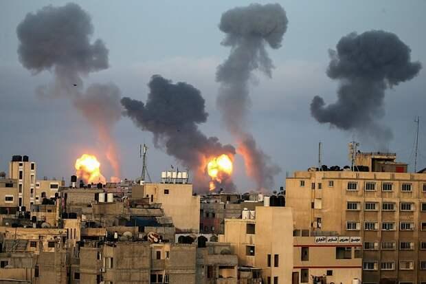 Последние новости на утро 16 мая 2021: Израиль разрушил здание с офисами международных СМИ в Газе