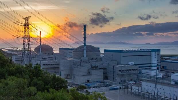 Китай подтверждает сбой на атомной электростанции