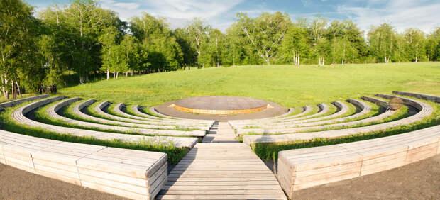 В Новосибирске прошло техническое открытие «Мира Парка» — смотрим, какой он
