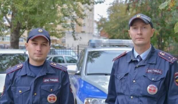 Инспектор ДПС Калинин рассказал, как обезвредил стрелка в пермском вузе