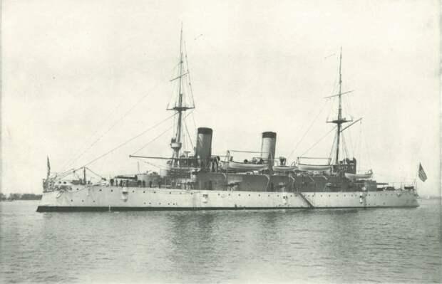 Сражение в Манильской бухте: как потопили испанскую эскадру?