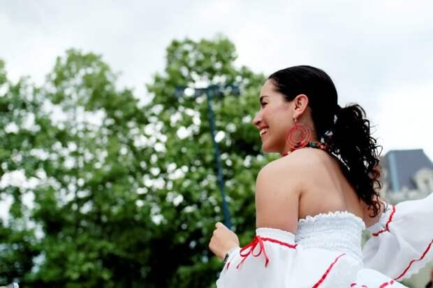 Занятие по латиноамериканским танцам пройдет на Соколе