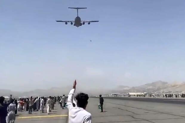 Талибы захватили несколько американских самолётов и ракет