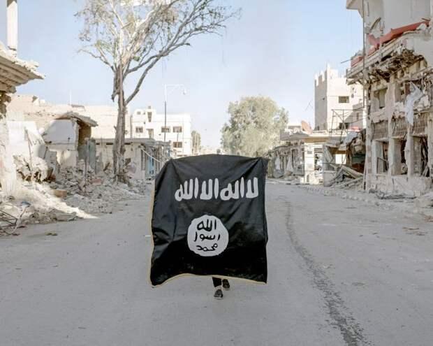Флаг ИГИЛ