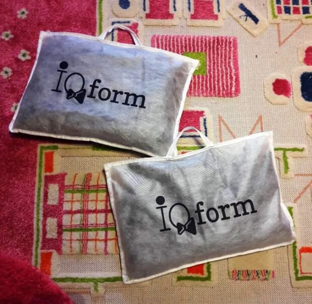 iQ-form  - школьная форма, контролирующая осанку