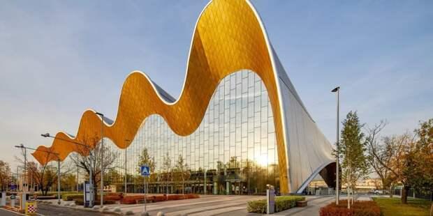 Москва вышла в финал конкурса на звание мировой столицы дизайна – Сергунина