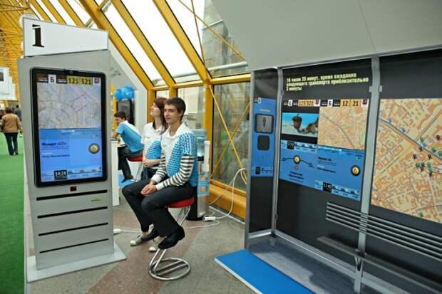 Прорыв в ожидании транспорта: Россия устанавливает уникальные остановки